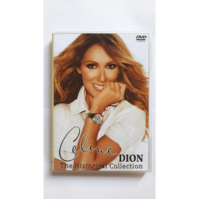 Celine Dion Historical Collection 4 Dvds Legendado Frete Gr