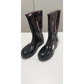 c84e8c7ebf249 Bota Lui Lui Preta Tam. 36 - Sapatos no Mercado Livre Brasil