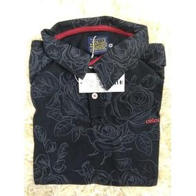 5d20738996 Kit 2 Camisas Pólo Colcci Florida Lançamento Frete Grátis