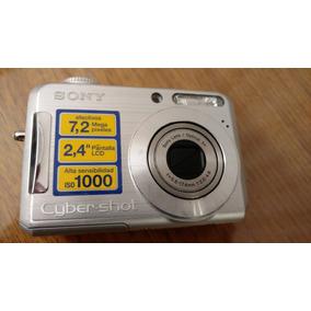 Cámara Fotográfica Digital Sony Dsc-s650