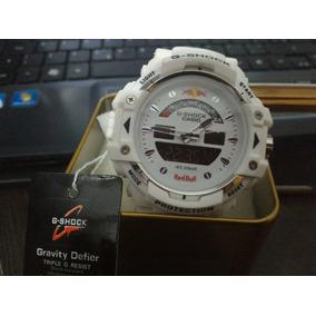 8cfa6e0f485 Relogio Casio G Shock Digital Branco + Tag + Gift Box - Relógios De ...