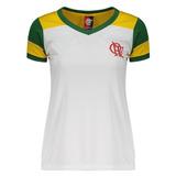 5f6342ba89 Camisa Flamengo Braziline - Camisa Flamengo Feminina no Mercado ...