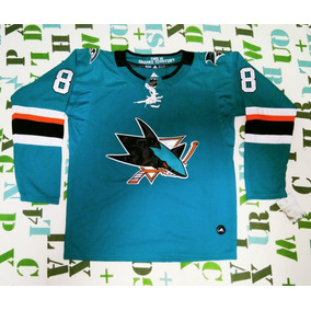 Camisa Nhl Brent Burns San Jose Sharks Verde 0f6a74fd30c18