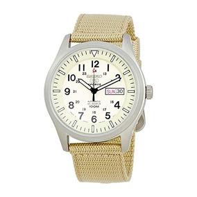 Seiko 5 Military Automatico - Relojes Pulsera en Mercado Libre Chile 24fdb49125b8