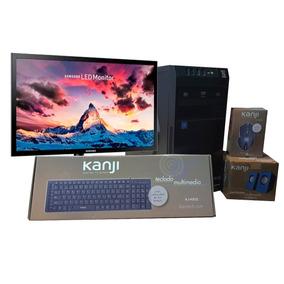 Computadora I3 Con Monitor Samsung 27-374/74-123