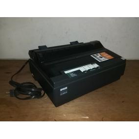 Impresora Epson Lx300ii Matriz De Punto