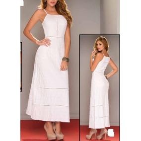 Vestidos blancos largos bogota