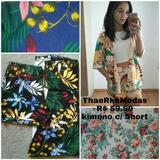 Kimono C Short