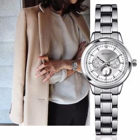 Reloj Mujer Dama Elegante Casual Sinobi