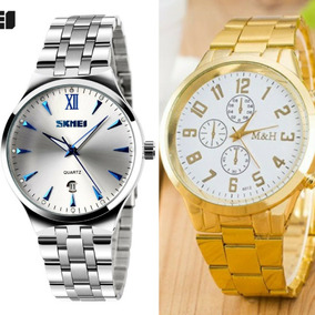 a07a8f047d0 Kit Dois Relogios Masculinos - Relógios no Mercado Livre Brasil