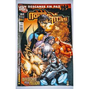 Hq - Novos Titãs Nº 62 - Divididos Pelo Pecado