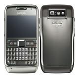 Nokia E71 Preto - Desbloqueado - 3mp Symbian De Vitrine