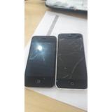 2 Iphones (1-4s) E (1-5c) (leia A Descrição)