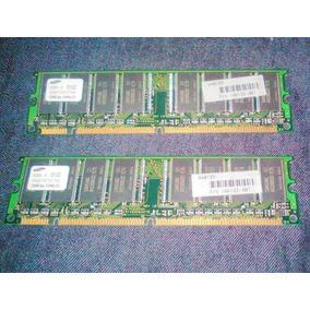 Memoria Dimm 128 Mb Samsung Pc133 ,