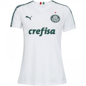 Nova Camisa Palmeiras Oficial Feminina 2019 - Frete Grátis!