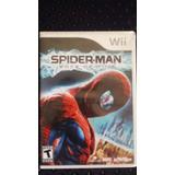 Spider Man Edge Of Time Nintendo Wii Y Wiiu