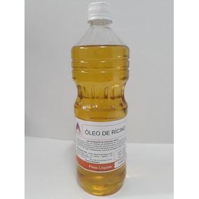 Óleo De Rícino Mv Química 2und X 1 Litro = 2 Litros