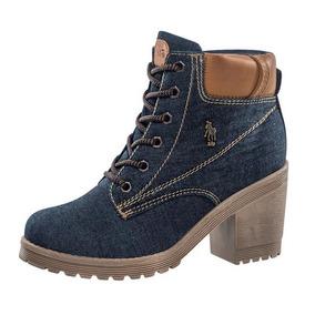Botas Polo Mujer - Zapatos de Mujer en Mercado Libre México 534cdadcec13b