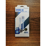 Mayoreo Cable Usb V8 / Micro Usb 2.0 High Speed