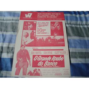 Cartaz Do Filme - O Grande Roubo Do Banco
