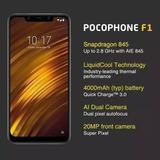 Smartphone Xiaomi Pocophone F1 128gb Global Novo Azul 271