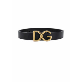 Cinturón Dolce & Gabbana Hebilla Dg