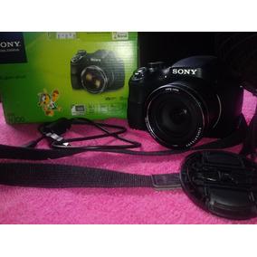 Camera Fotográfica Digital Sony