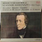 Fréderic Chopin: Mazurkas/ Baladas / Estudios (vinilo)