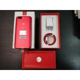 Oneplus 5t Lava Red Vermelho Novo Envio Imed. 8g/128gb Sd835