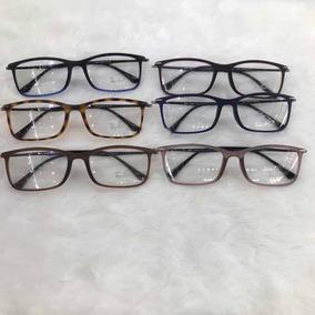 d690731db Armação Para Óculos De Grau Modelo Coruja Ray Ban - Óculos no ...