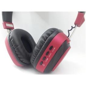 Headphone Com Bluetooth 4.2 Com Iluminação De Led