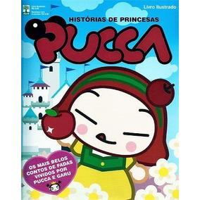Lote Álbum Figurinhas Meninas Pucca Sarah Kay Princesa Monst