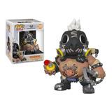 Funko Pop! Roadhog 309 - Overwatch Muñeco Collecionable