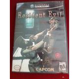 Resident Evil Remake Gamecube