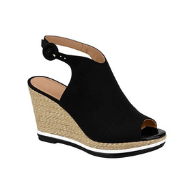a7f4884ed Espadrille Anabela Nude Fechada Moleca - Sapatos no Mercado Livre Brasil