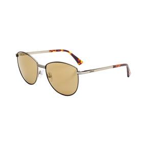 5fbc61990ec25 Oculos Sol Colcci C0109 Preto C  Dourado l Marrom C  Nf