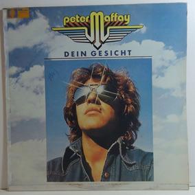Peter Maffay 1977 Dein Gesicht Lp Ich Weiss Dass Ich Nichts