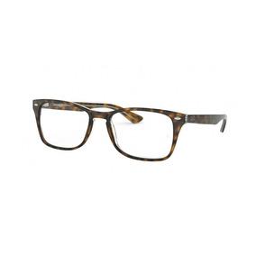 c4eeb0c7936ca Ray Ban 5228 Tartaruga De Grau - Óculos no Mercado Livre Brasil