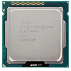 Celeron G1610 Socket 1155 Novo 2,6 Ghz Dual Oem Com Garantia