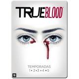 True Blood - 1ª A 5ª Temporadas Completas