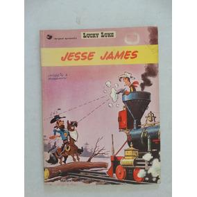 Lucky Luke Jesse James! Martins Fontes 1983!