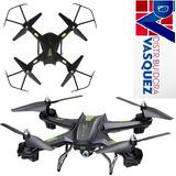 Drone Con Wifi Broadream S5 4-axis 2.4ghz Incluye Camara