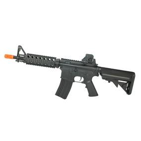 Rifle Airsoft Elétrico Bivolt Cyma M4a1 Cm506 Ris Cqb Hop