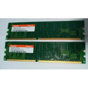 Memorias Ram Hynix Ddr400 Pc3200u 128 Mb