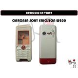 Carcasa Sony Ericsson W200 Nuevas Completas Somos Tienda