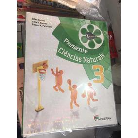Livro Projeto Presente Ciências Naturais 3