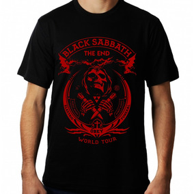 d4f05dd4106ce Camiseta Masculina Black Sabbath Heaven And Hell Rock Ozzy