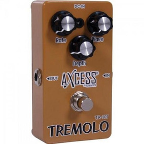 Pedal Giannini Axcess Tremolo Tr107