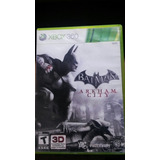 ** Batman Arkhan City Para Tu Xbox 360 **