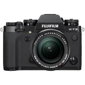 Camera Fujifilm X-t3 Xf18-55mm F2.8-4 R Lm Ois Fuji Xt3